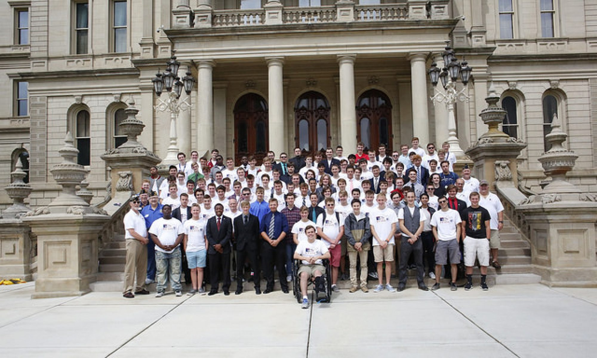 American Legion Michigan Boys State